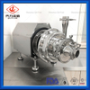 High Performance Stainless Steel Sanitary Vertical Centrifugal Pump For Beverage Wine Processing
