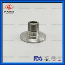 Sanitary Stainless Steel TC& NPT Ferrule Fitting
