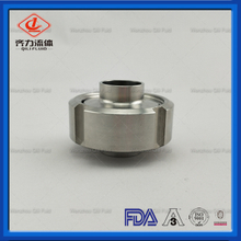 Sanitation Food Grade Stainless Steel 304 316 Complete 11851 DIN Union