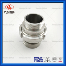 Dairy Hydraulic Stainless Steel Threaded Custom Ferrule