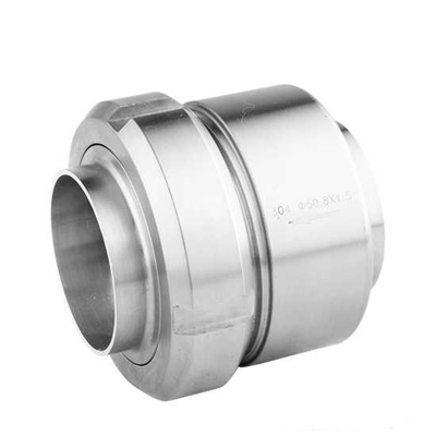 Sanitary Stainless Steel Union Body Hygienic Check Valve
