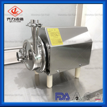 Centrifugal Pump Double Seal with Guide Wheel