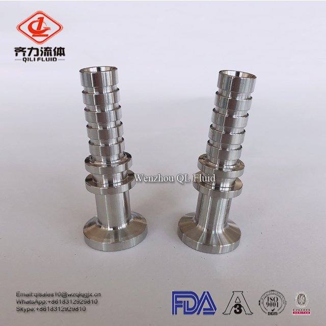 Stainless Steel Sanitary Pipe Fitting Hose Ferrule