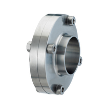 Sanitary Stainless Steel Aspetic Flange