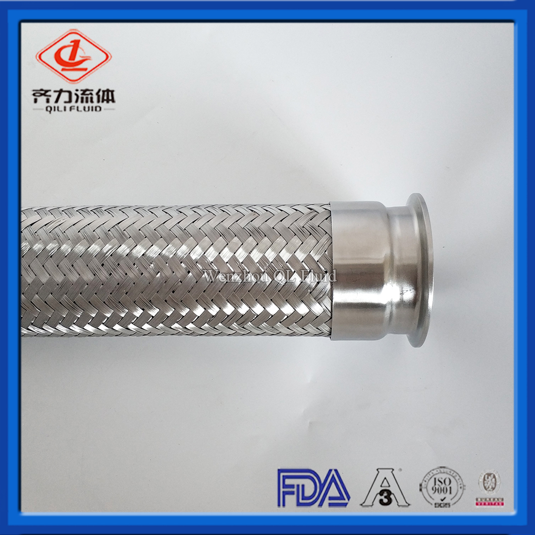Stainless Steel Flexible Bellows Metallic Hose