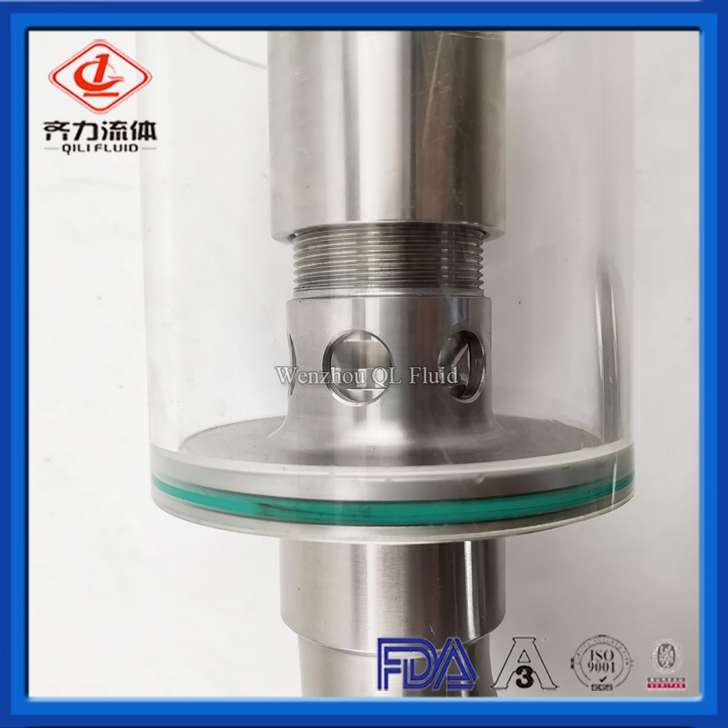 Hygienic Bunging Device Stainless Steel Exhaust Valve For Beer Fermenter
