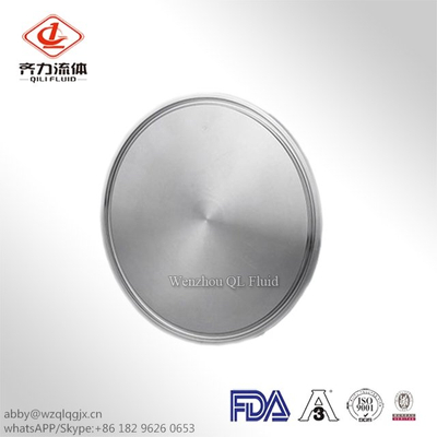 DIN/3A/SMS/ISO SS304/316 End Cap Sanitary Blind Nut