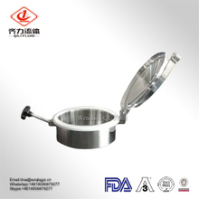 Stainless Steel Tank Cover Round Manhole Cover