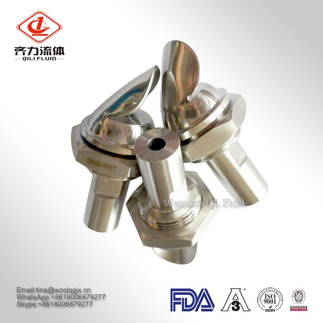 New Product High Quality 304/316L Sanitary Stainless Steel Froth Buster Froth Breaker Manufacturer