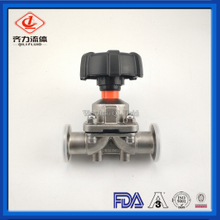 High Quality Hygienic Pharmaceutical Diaphragm Valves
